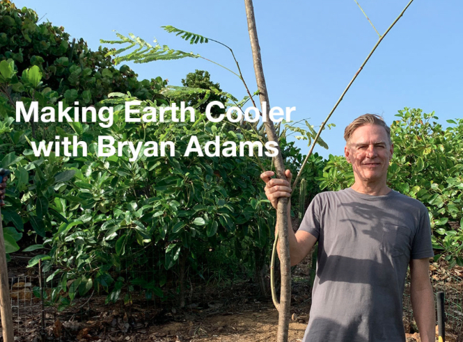 Bryan narrates video on climate change