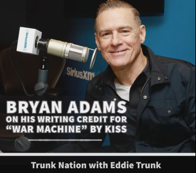 The Eddie Trunk Podcast Interview