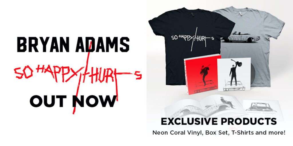 So Happy It Hurts Official Merch SHOP NOW!